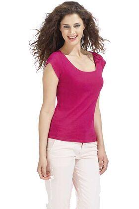 Γυναικείο μπλουζάκι  MELROSE 11385