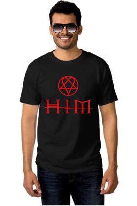 Μπλουζάκι Rock t-shirt HIM DJ1071