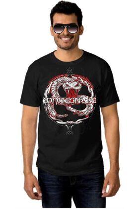 Μπλουζάκι Rock t-shirt WHITESNAKE Back To The Bone