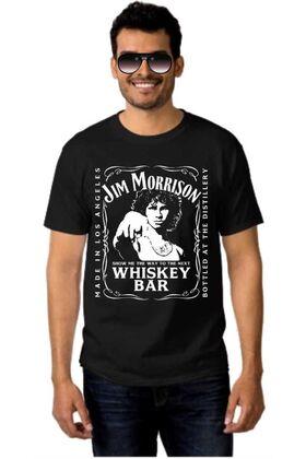 Μπλουζάκι Rock t-shirt Jim Morrison The Doors Show Me Next Whiskey Bar