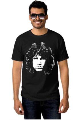 Μπλουζάκι Rock t-shirt Jim Morrison Day destroys the night, night divides the day