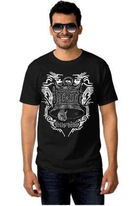 Rock t-shirt ACDC Hells Bells