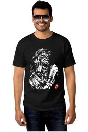 Μπλουζάκι Rock t-shirt  Rolling Stones Mick Jagger