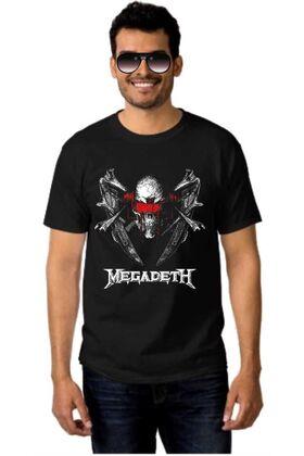 Μπλουζάκι Rock t-shirt Megadeth Blood Of Heroes
