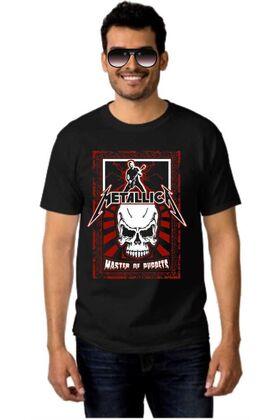 Μπλουζάκι Rock t-shirt METALLICA Master of Puppets