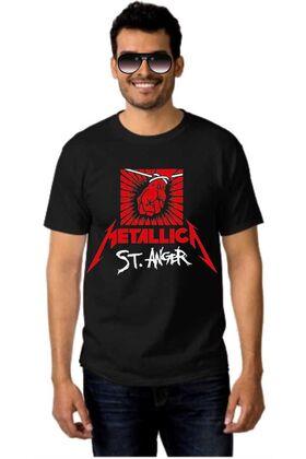 Μπλουζάκι Rock t-shirt METALLICA  St. Anger