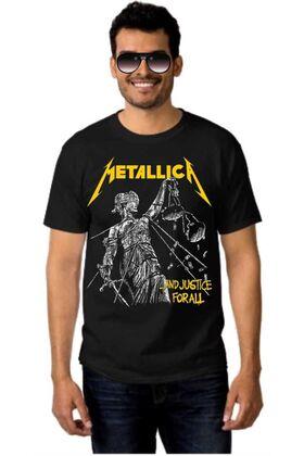 Μπλουζάκι Rock t-shirt Metallica and Justice for All