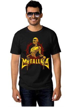 Μπλουζάκι Rock t-shirt METALLICA Los mejores