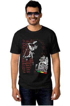 Μπλουζάκι Rock t-shirt BOB MARLEY Hit Me with Music
