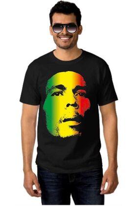Μπλουζάκι Rock t-shirt BOB MARLEY DJ1547