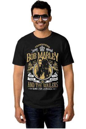 Μπλουζάκι Rock t-shirt BOB MARLEY DJ1549