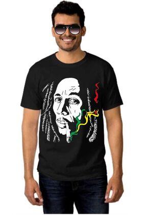 Μπλουζάκι Rock t-shirt BOB MARLEY DJ1550