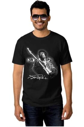 Μπλουζάκι Rock t-shirt Jimi Hendrix DJ1582