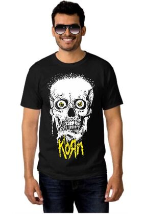 Μπλουζάκι Rock t-shirt KORN dj1620