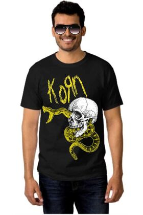 Μπλουζάκι Rock t-shirt KORN dj1621