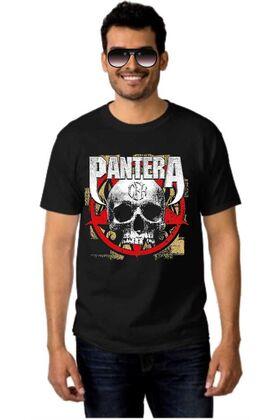 Μπλουζάκι Rock t-shirt PANTERA Cowboys from Hell CFH Skull