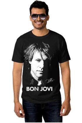 Μπλουζάκι Rock t-shirt BON JOVI dj1820