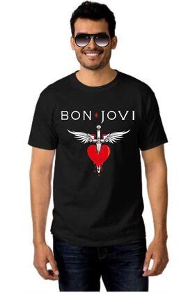 Μπλουζάκι Rock t-shirt BON JOVI