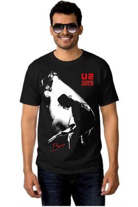 Μπλουζάκι Rock t-shirt U2 dj1840