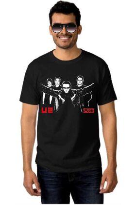 Μπλουζάκι Rock t-shirt U2 dj1841