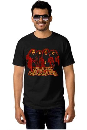 Μπλουζάκι Rock t-shirt BLACK SABBATH dj1932