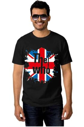Μπλουζάκι Rock t-shirt THE WHO dj1945