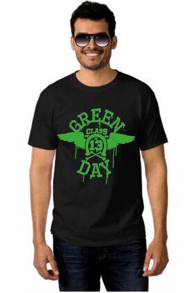 Μπλουζάκι Rock t-shirt GREEN DAY dj1960