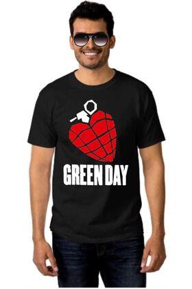 Μπλουζάκι Rock t-shirt GREEN DAY dj1961