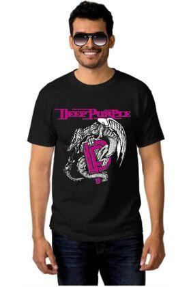Μπλουζάκι Rock t-shirt Deep Purple dj2031