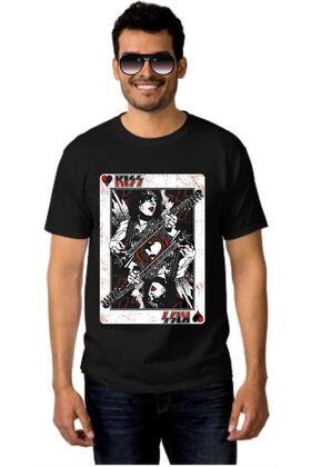 Μπλουζάκι Rock t-shirt KISS dj2061