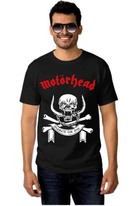 Μπλουζάκι Rock t-shirt MOTORHEAD dj2170