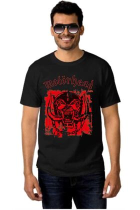 Μπλουζάκι Rock t-shirt MOTORHEAD dj2171