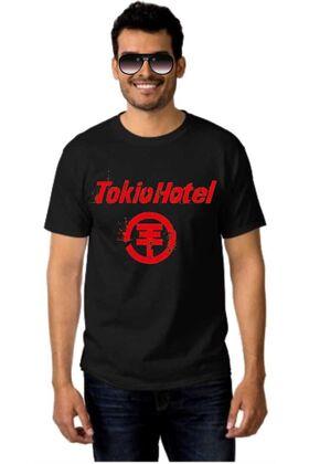 Μπλουζάκι Rock t-shirt TOKIO HOTEL dj2200