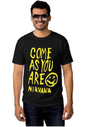 Μπλουζάκι Rock t-shirt NIRVANA dj 2240