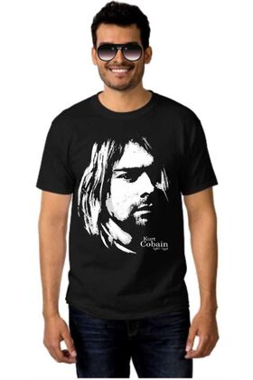 Μπλουζάκι Rock t-shirt NIRVANA KURT COBAIN dj 2244