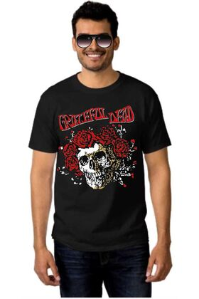 Μπλουζάκι Rock t-shirt GRATEFUL DEAD dj 2270