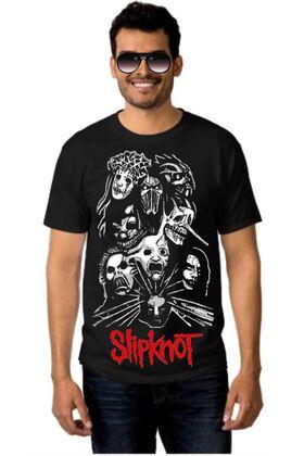 Μπλουζάκι Rock t-shirt SLIPKNOT dj 2375