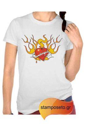 Γυναικεία μπλουζάκια με στάμπα 145