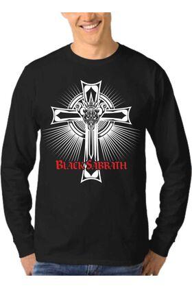 Μπλούζα Φούτερ Sweatshirt BLACK SABBATH dj1933