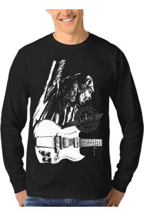 Μπλούζα Φούτερ Sweatshirt Rock ACDC dj1006