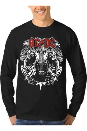Μπλούζα Φούτερ Sweatshirt Rock ACDC dj1008