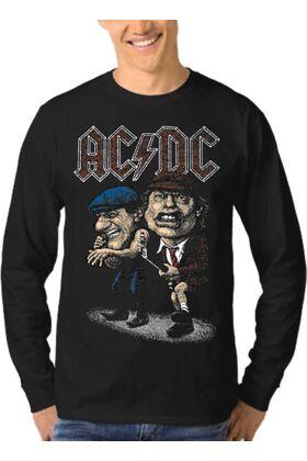 Μπλούζα Φούτερ Sweatshirt Rock ACDC dj1003