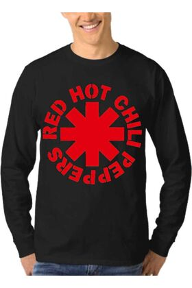 Μπλούζα Φούτερ Sweatshirt Rock RED HOT CHILI PEPPERS dj1301