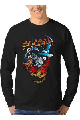 Μπλούζα Φούτερ Sweatshirt Rock SLASH dj1160