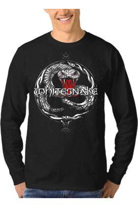 Μπλούζα Φούτερ Sweatshirt Rock WHITESNAKE DJ1100