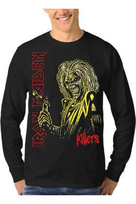 Μπλούζα Φούτερ Sweatshirt Rock IRON MAIDEN dj1667