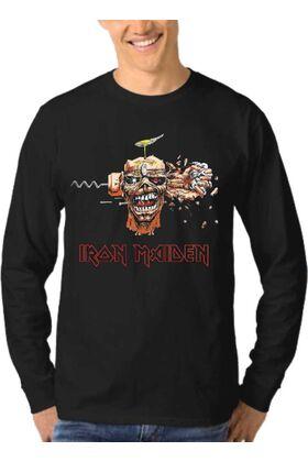 Μπλούζα Φούτερ Sweatshirt IRON MAIDEN dj1668