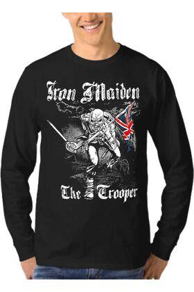 Μπλούζα Φούτερ Sweatshirt Rock IRON MAIDEN dj1670