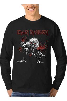 Μπλούζα Φούτερ Sweatshirt Rock IRON MAIDEN dj1673