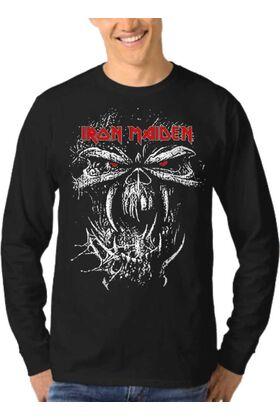 Μπλούζα Φούτερ Sweatshirt Rock IRON MAIDEN dj1674
